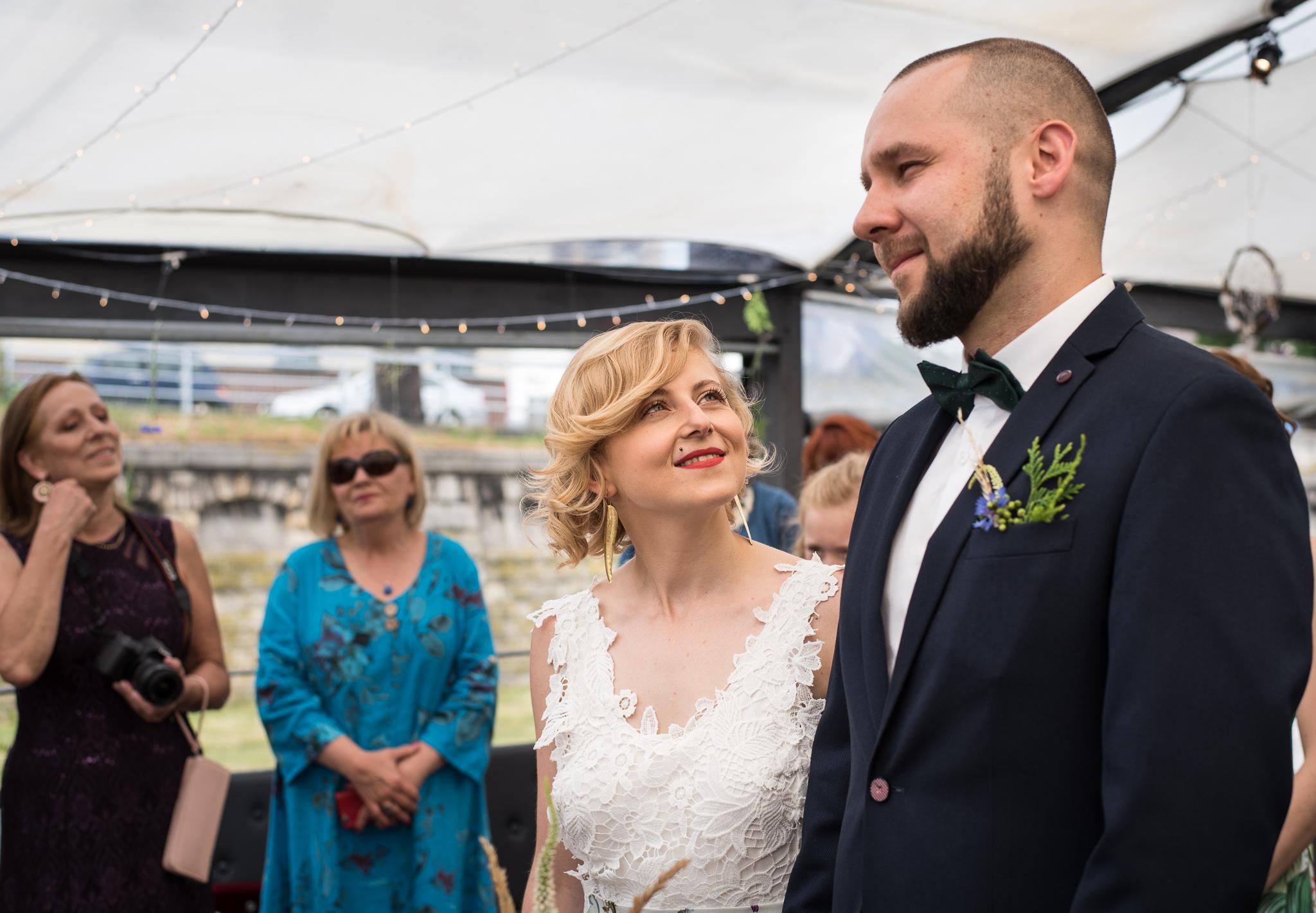ślub na Barce Kraków