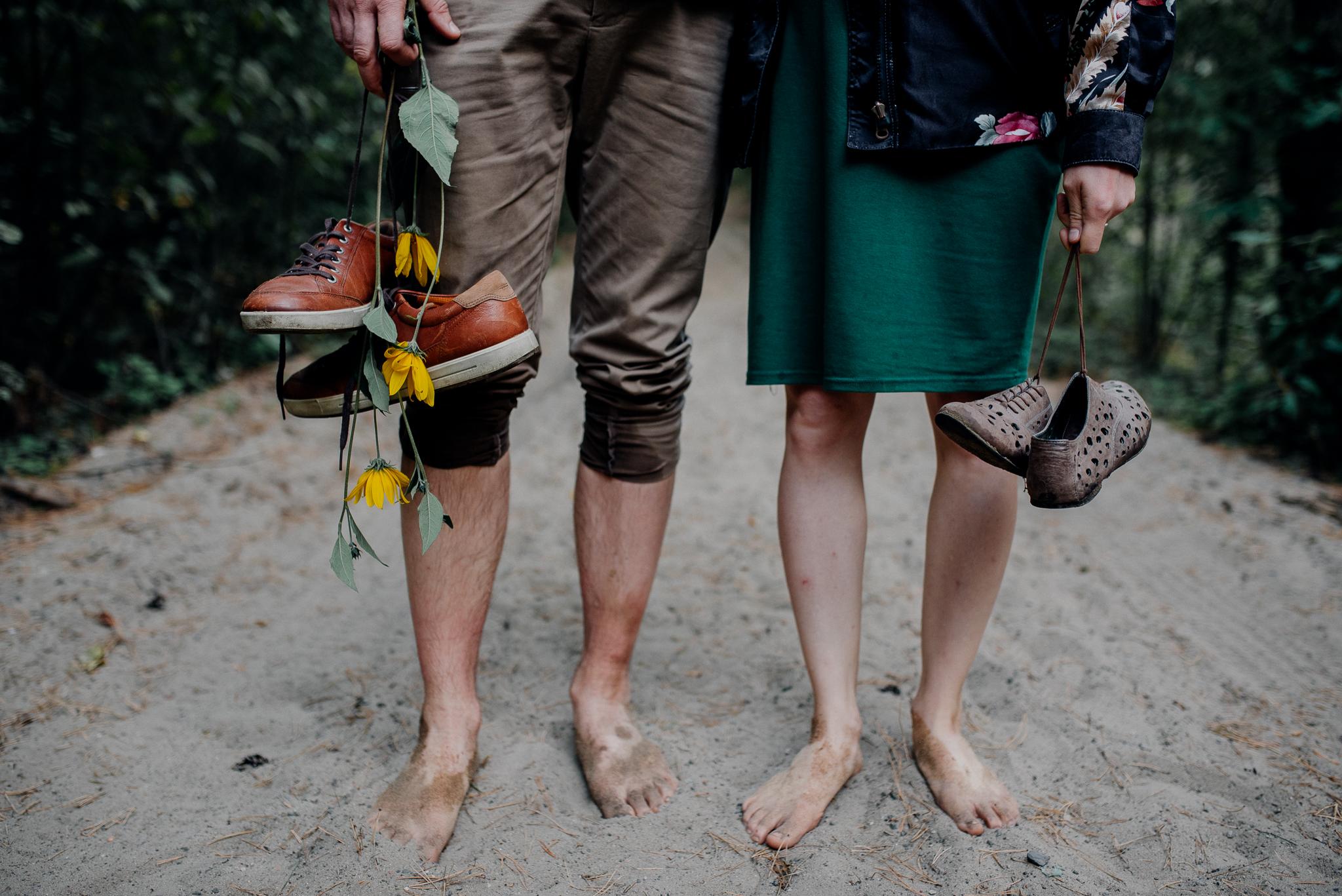 sesja poślubna rzeka-17