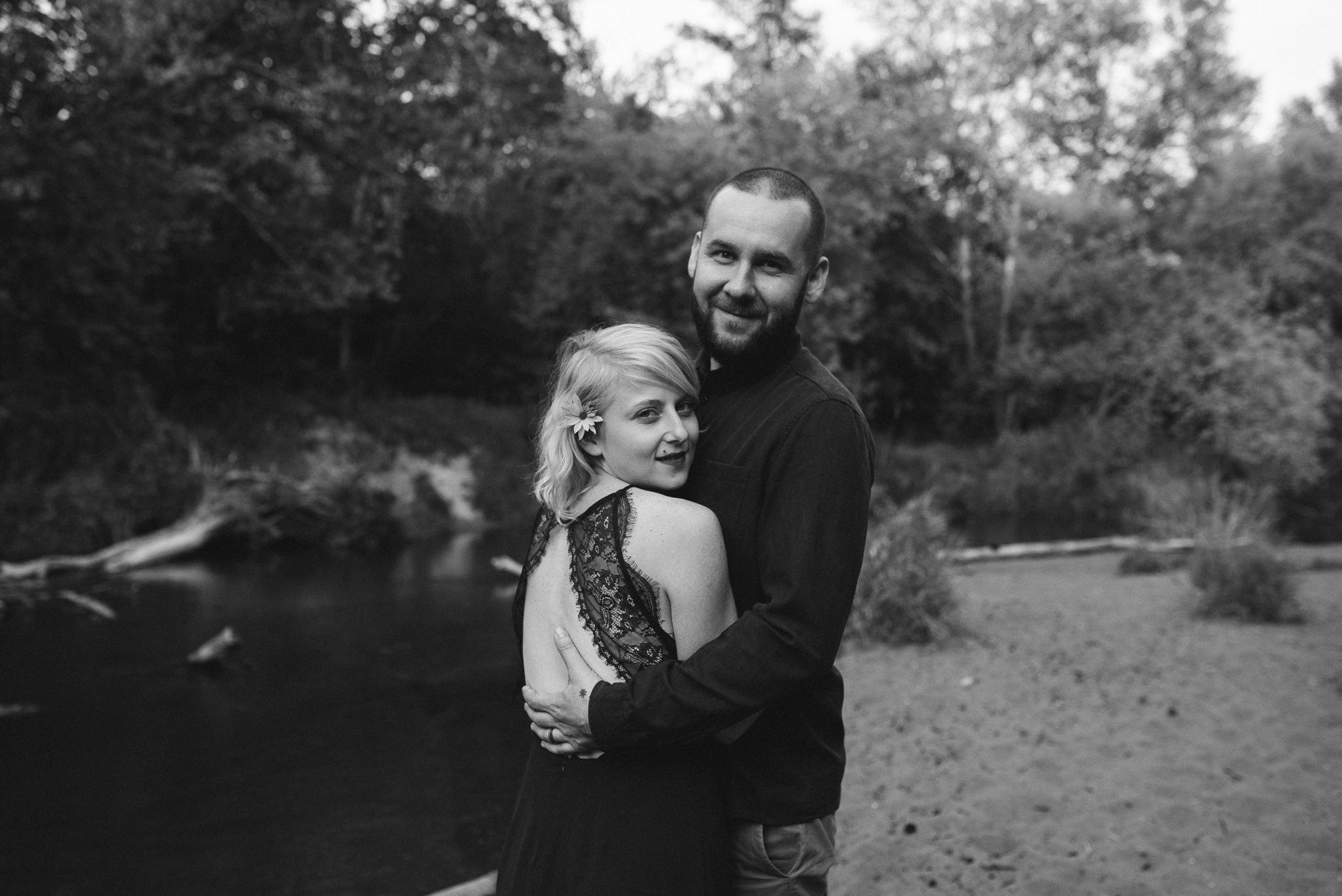 sesja poślubna rzeka-6